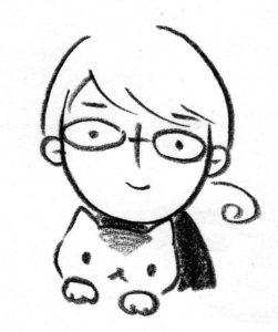 愛知県名古屋市の絵本作家・イラストレーター『ホソカワミキ』