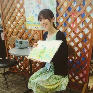 愛知県名古屋市の絵本作家・イラストレーター『くぼたかずえ』