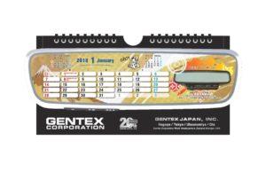 オリジナル記念カレンダー
